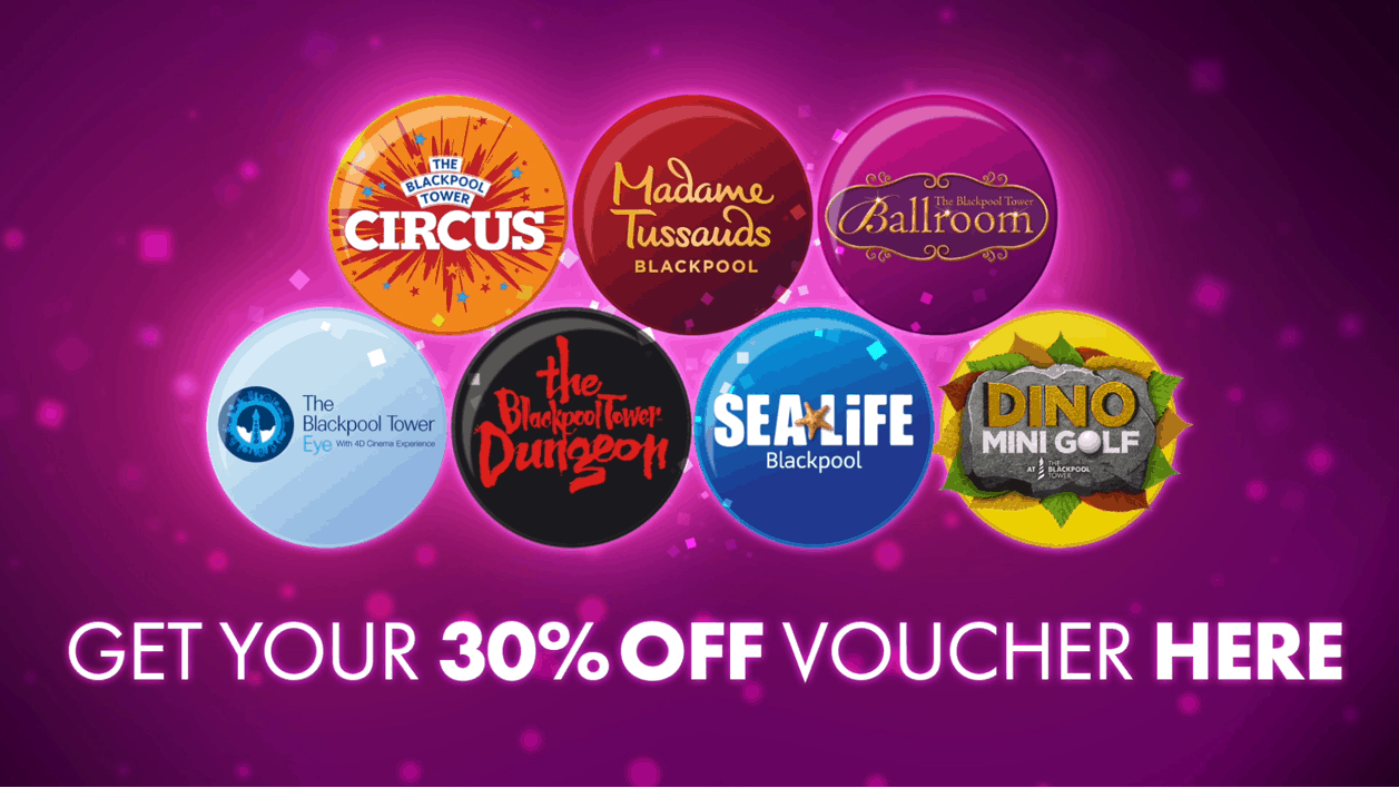 30% Off Attractions